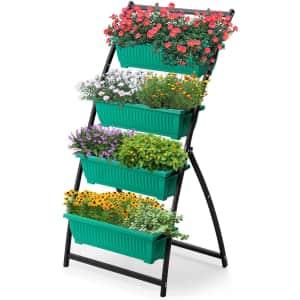 SweetBin 6-Ft. Vertical Planter for $106
