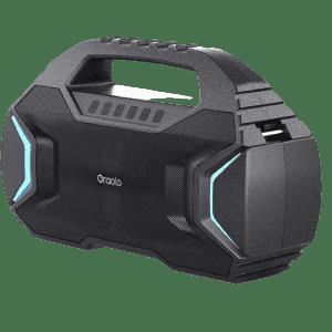Oraolo Portable Bluetooth Speaker for $50