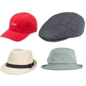 Levi's Men's Hats at Macy's: 40% off