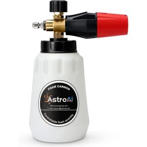 AstroAI Heavy-Duty Foam Cannon for $30