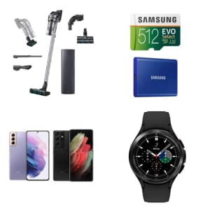 Samsung Epic Daily Deals at Amazon: Up to 39% off