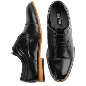 Florsheim & Stacy Adams Boys' Dress Shoes at Men's Wearhouse: for $20
