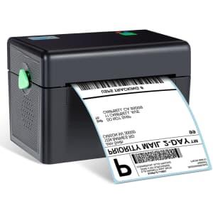 Itari Thermal Label Printer for $76