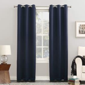 Sun Zero Easton Blackout Curtain from $6