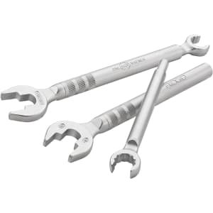 Ridgid One Stop 2-in-1 Compound Wrench for $21