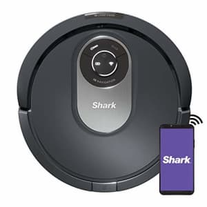 Shark AI Robot Vacuum RV2001 with IQ Navigation, Home Mapping, AI Laser Vision, SelfCleaning for $357