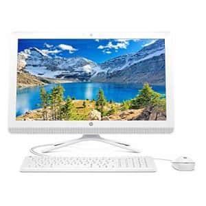 "HP 20-c023w 19.5"" ALL-IN-ONE PC J3060 1.60GHz 4GB RAM 500GB HDD - Teal for $600"