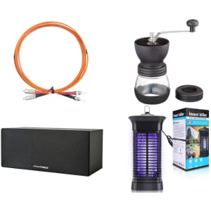 Monoprice Summer Clearance Sale: Discounts on over 100 items