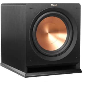"""Klipsch Reference 12"""" 600W All-Digital Powered Subwoofer for $319"""