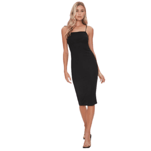 Forever 21 Ribbed Knit Bodycon Dress for $9