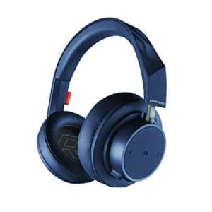 Plantronics BackBeat GO 600 Noise-Isolating Headphones, Over-The-Ear Bluetooth Headphones, Navy for $29