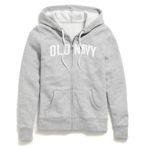 Hoodies & Sweatshirts at Old Navy: 50% off