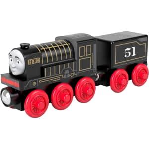 Thomas & Friends Hiro Wood Train for $15