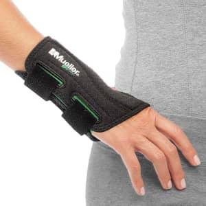 Mueller Fitted Wrist Brace for $12