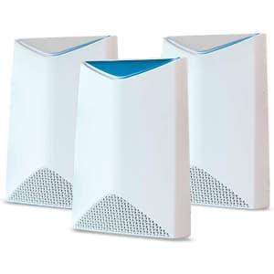 Netgear Orbi Pro Tri-Band Mesh WiFi System 3-Pack for $290