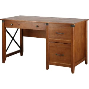 Ravenna Home Solid Pine Writing Desk for $178