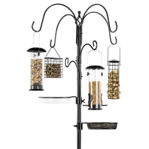 """Best Choice Products 89"""" Bird Feeding Station for $39"""