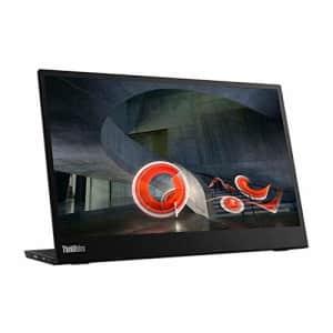 """Lenovo ThinkVision M14 14"""" 1080p LED Mobile Monitor for $217"""