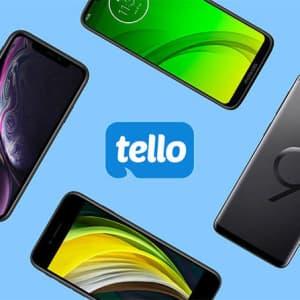 Tello Economy Prepaid 12-Month Plan: $63.20