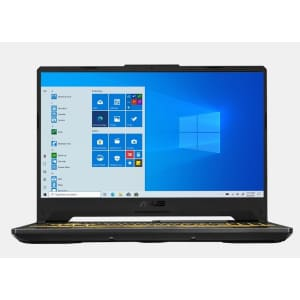 "Asus TUF F15 10th-Gen i5 15.6"" Gaming Laptop w/ 512GB SSD, 4GB GPU for $699"