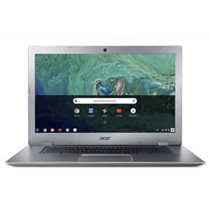 """Acer Chromebook 15 CB315-1HT-C4RY, Intel Celeron N3350, 15.6"""" Full HD Touch Display, 4GB LPDDR4, for $200"""