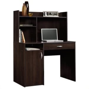 Sauder Beginnings Desk with Drawer and Hutch for $100