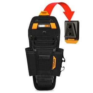 ToughBuilt - Technician 7-Pocket Pouch - Large, ClipTech Pouch Clips & Hub Included, 4 Snug-fit for $24