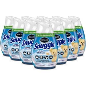 Renuzit Snuggle 7-oz. Solid Gel Air Freshener 12-Pack for $9