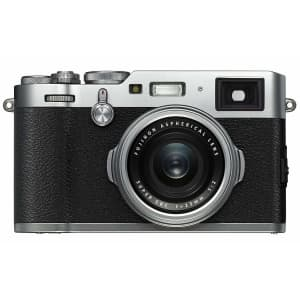 Fujifilm X100F 24.3 MP APS-C Digital Camera for $749