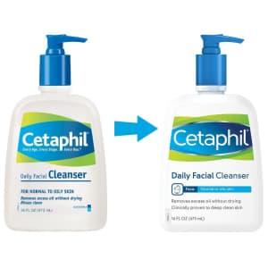 Cetaphil 16-oz. Facial Cleanser 2-Pack for $26