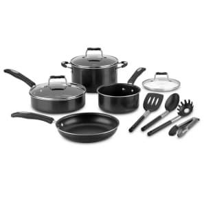 Cuisinart Aluminum Nonstick 11-Piece Cookware Set for $70