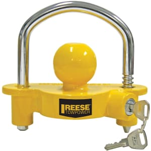 Reese Towpower Universal Coupler Lock for $20