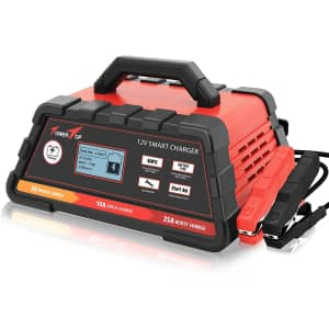 TowerTop 2/10/25A Smart Battery Charger for $63