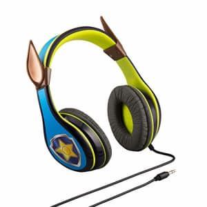Paw Patrol CC99FDF4 Chase Kid-Friendly Headphones for $27