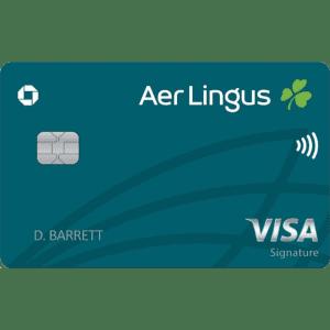 Aer Lingus Visa Signature® Card: Earn 100,000 bonus Avios