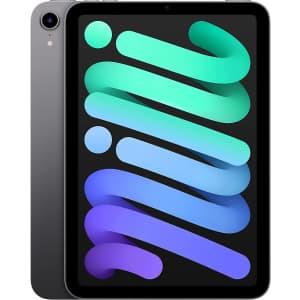 Apple iPad mini 64GB WiFi Tablet (2021) for $459