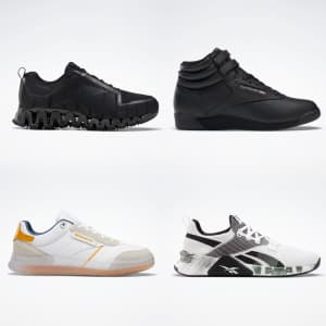 Reebok Buy More, Save More Sale: up to 50% off 4 items