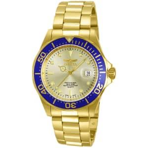 Invicta Men's Pro Diver Watch for $54