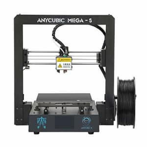 ANYCUBIC Mega-S New Upgrade 3D Printer with High Quality Extruder and Suspended Filament Rack + for $358