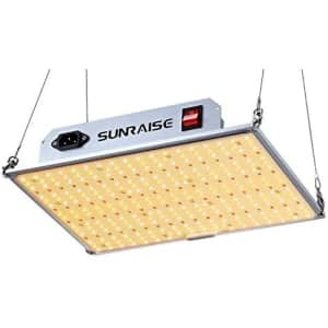 Sunraise 100W LED Full-Spectrum Grow Light for $54
