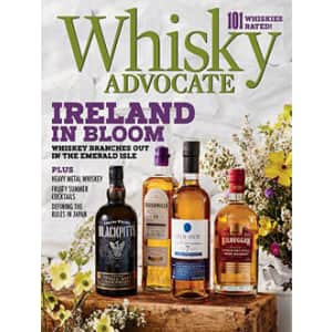 Whisky Advocate Magazine 1-Year Subscription: Complimentary