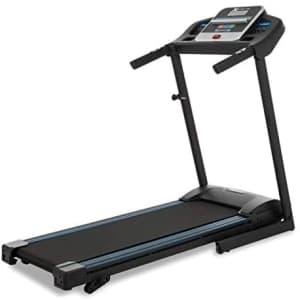 Xterra Fitness Folding Treadmill for $378