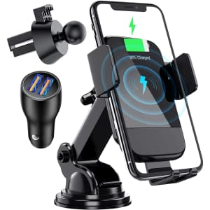 Ctybb Wireless Car Charger for $16