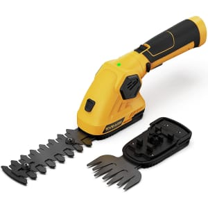 Eveage Light Duty Cordless Grass Shears for $43
