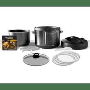 Crock-Pot Express 10-Qt. Easy Release Pressure Cooker for $85