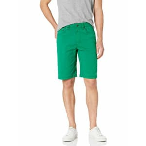 prAna Men's Brion Shorts, Spruce, 30W 11L for $107