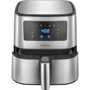 Insignia 5-Quart Digital Air Fryer for $50