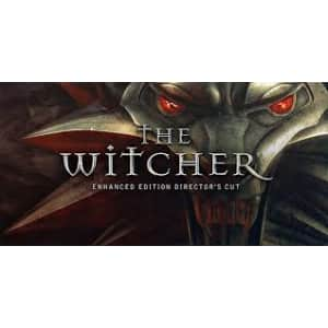 GOG The Witcher Sale: up to 85% off