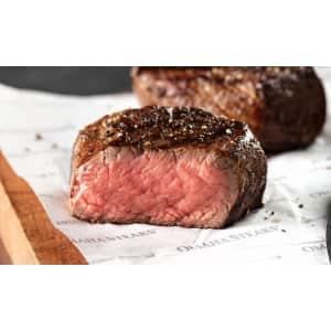 Omaha Steaks Tasty Top Sellers Bundle for $160