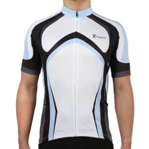 Tiekoun Men's Cycling Jacket for $6